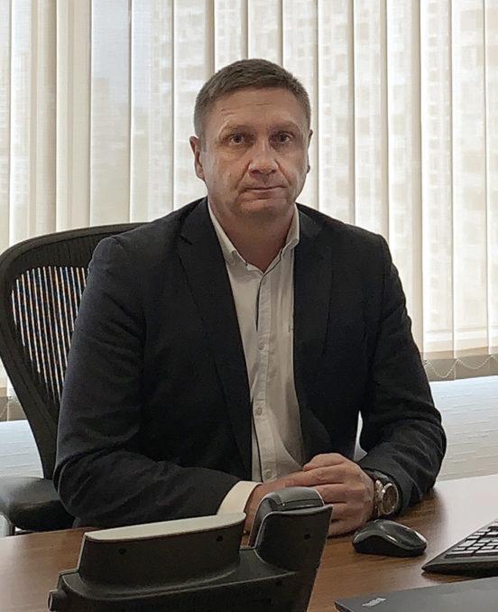И. А. Темников, технический директор ООО «Байкальская горная компания»